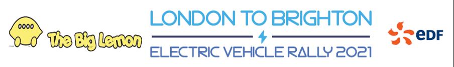 London to Brighton EV Rally PR